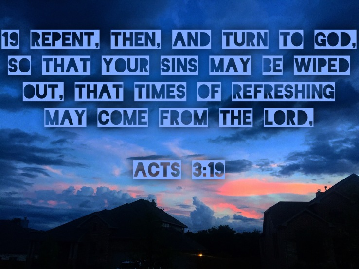 Image result for acts 3:19